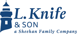L. Knife & Son logo
