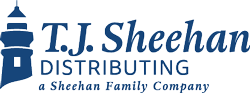 T.J. Sheehan Distributing logo