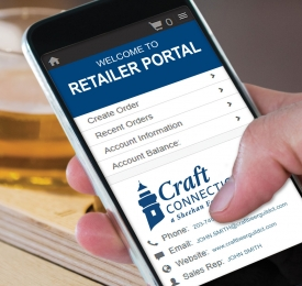Retailer Portal Available
