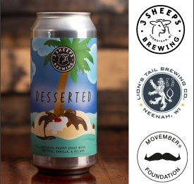 Movember Collaboration Beer