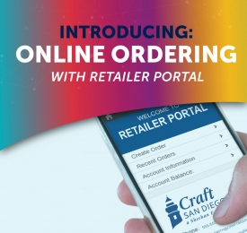Introducing Online Order with retailer Portal