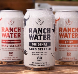 Lone River Ranch Water Cans